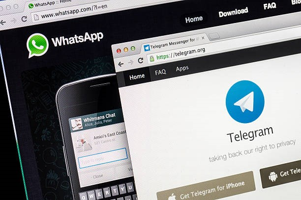 Best alternative of WhatsApp - Telegram - Signal