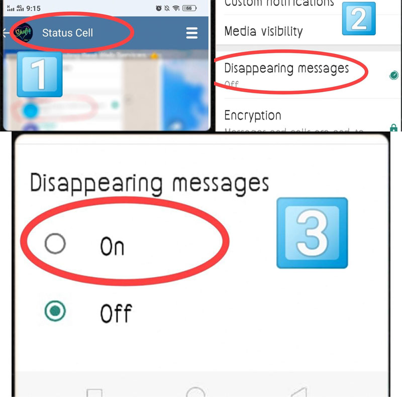 how-to-disappear-messages-on-whatsapp